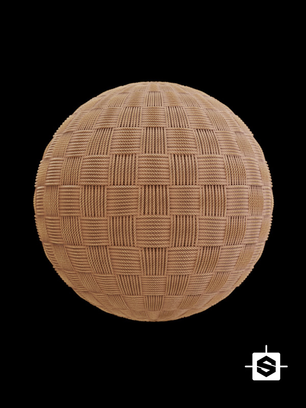string weave fabric furniture