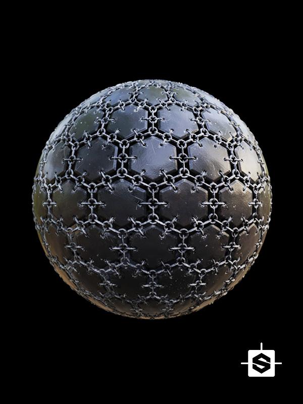 metal mesh chainlink armor military medieval
