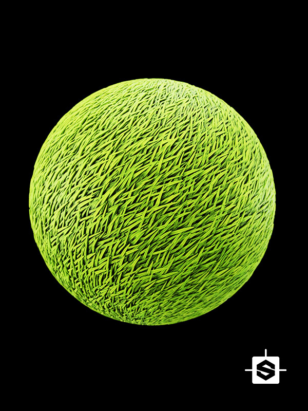 stylized grass