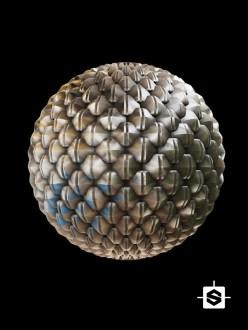 metal mesh scifi sci-fi