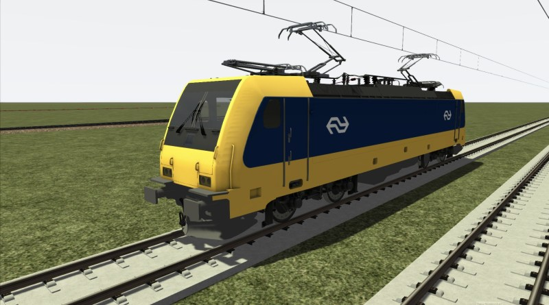 xnWG1YJ Bombardier BR 186 project