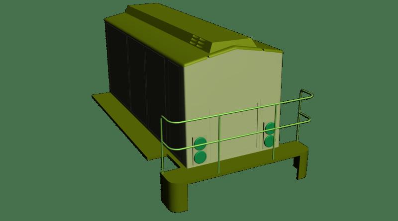 RdLnGeK Alstom BR 203 Project