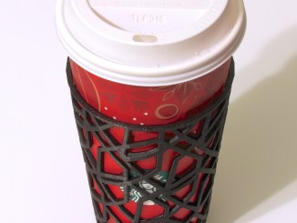 3D Printed Coffee Sleeve