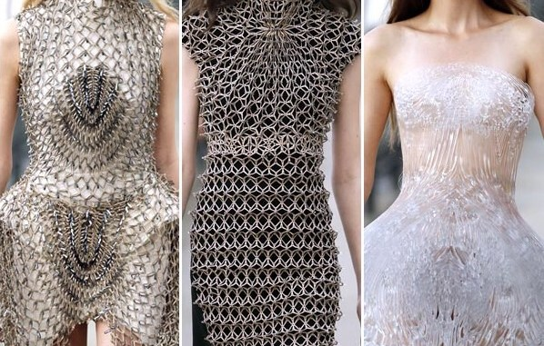 3D printed fashion