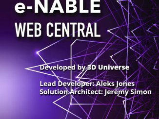 Introducing e-NABLE Web Central