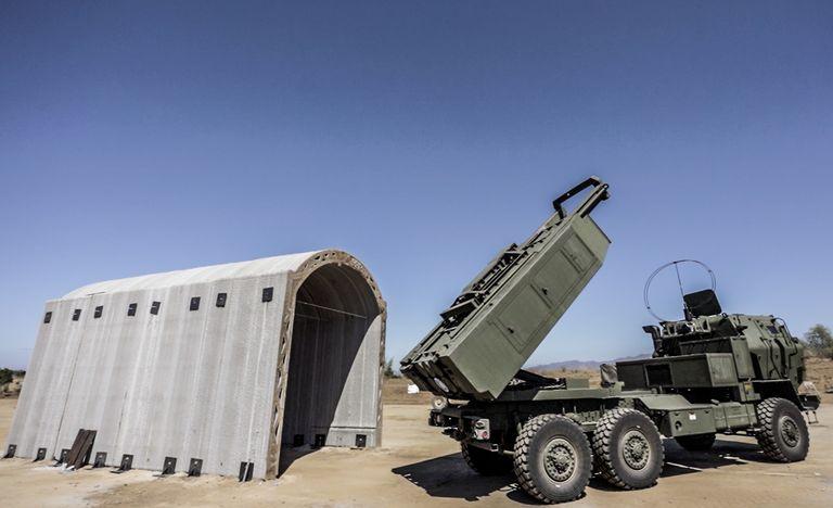 Marines 3D Print a Rocket Launcher