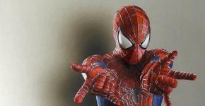 Spiderman art