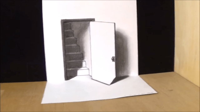 3d drawing easy