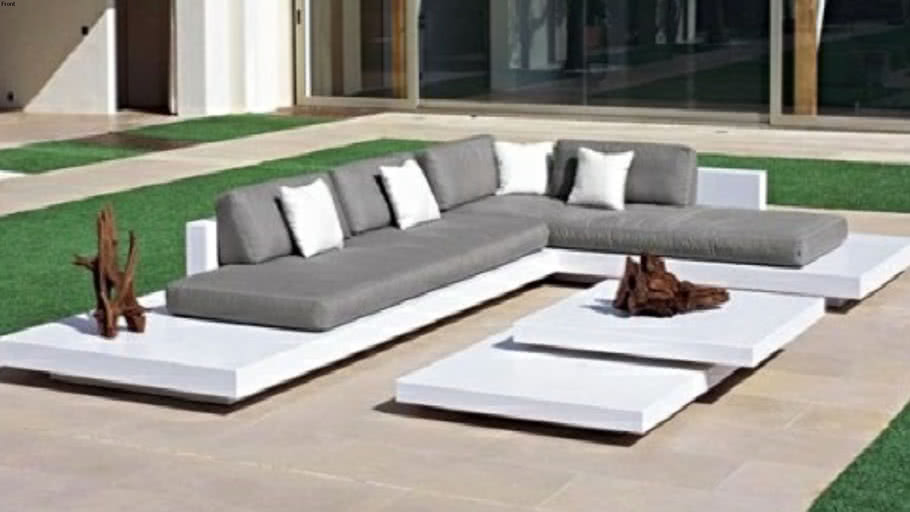 outdoor lounge sofa canape salon de