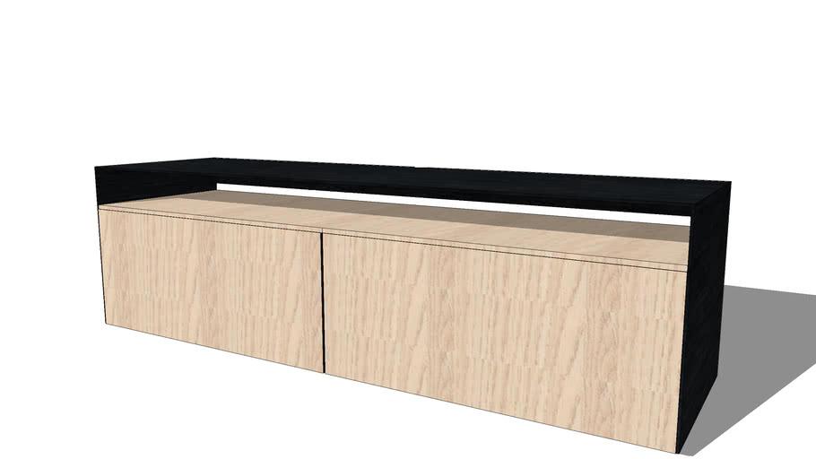 buffet enfilade meuble bas meuble tv