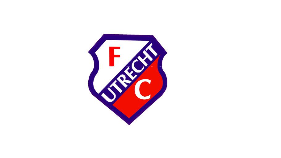 logo football fc utrecht 3d warehouse