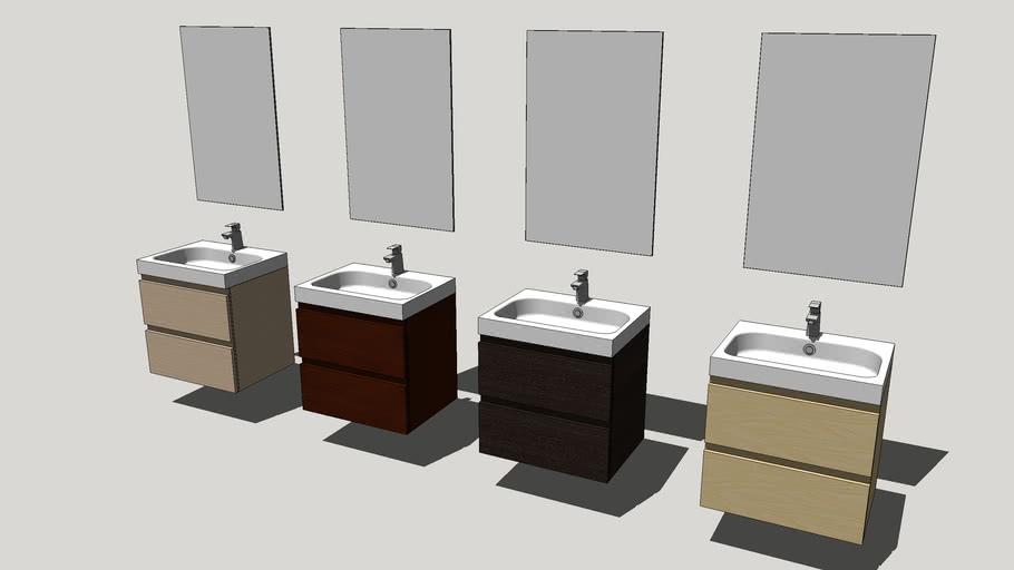 ikea godmorgon edeboviken sink cabinet