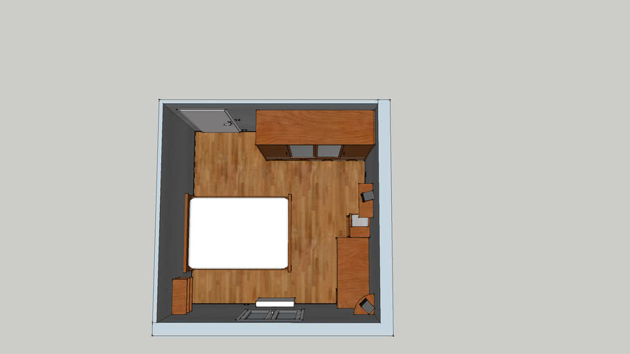 Chambre 3d Warehouse