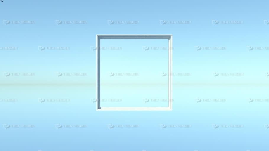 fenetre panneau fixe double vitrage