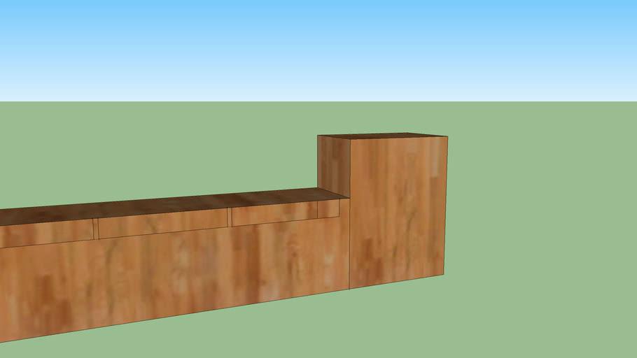 meuble tv ikea bas 3d warehouse