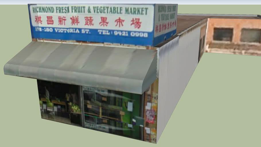 Fresh Food Market Richmond Va