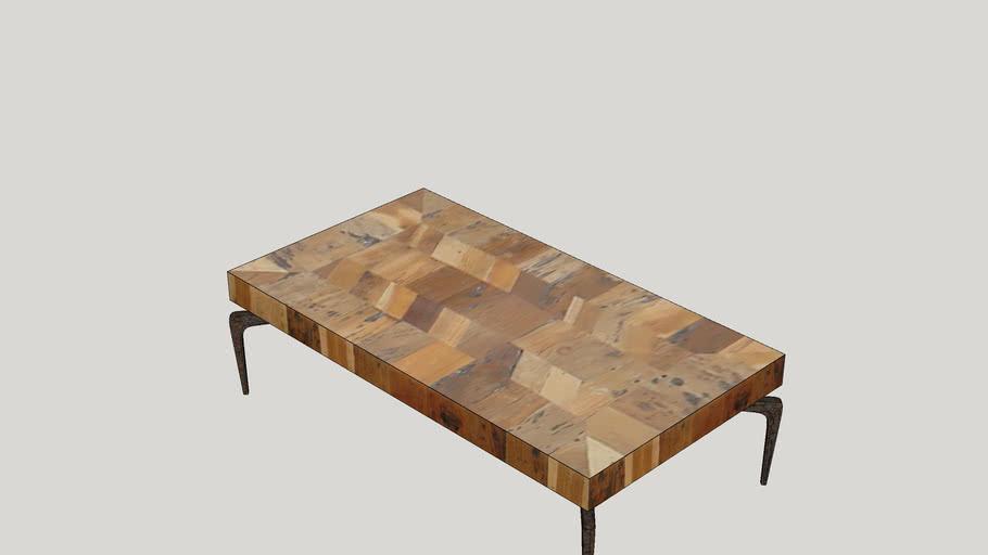 kaufman coffee table 3d warehouse