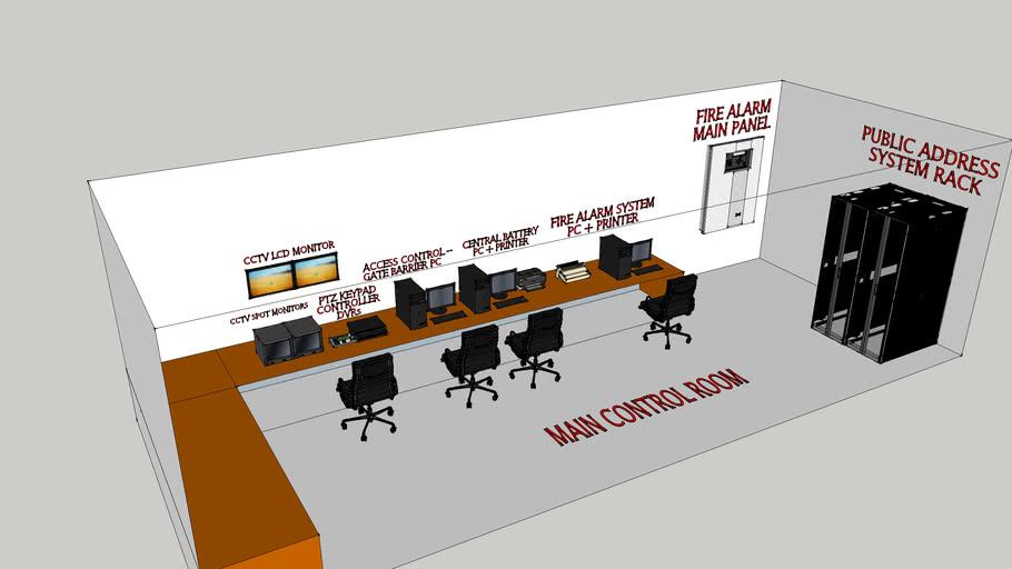 Security Equipment Warehouse
