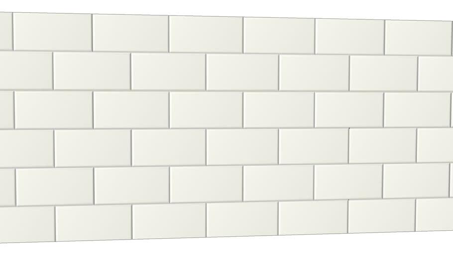 subway tiles 3d warehouse
