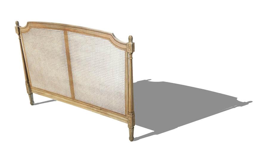 Tete De Lit 160 Cm Colette Maisons Du Monde Ref 116298 Prix 389 00 3d Warehouse
