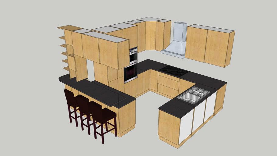 Cuisine Ikea 3d Warehouse