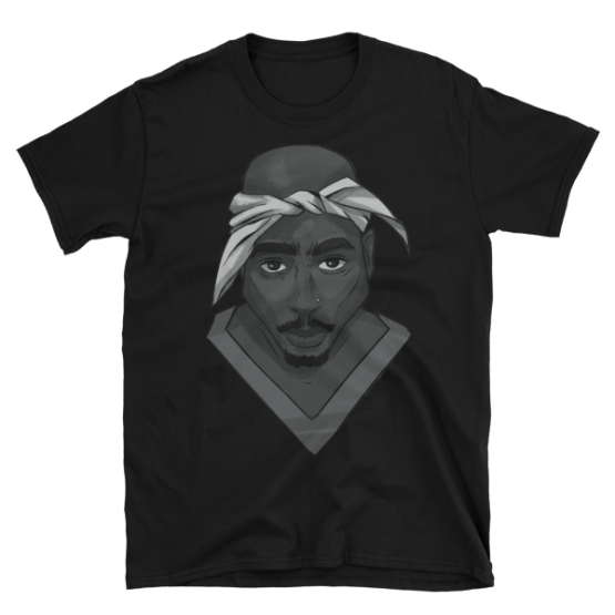 Short-Sleeve Unisex T-Shirt /2 Pac/
