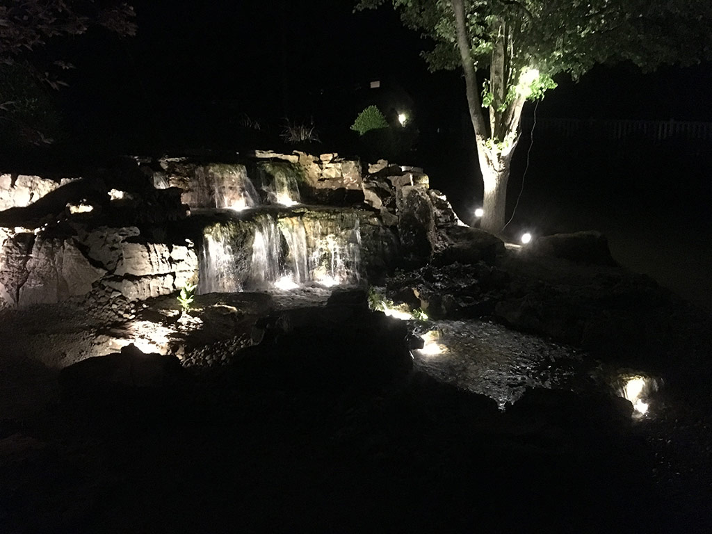 lights-10 & Snow Lake u2013 3E Industries u2013 Woodland Water Gardens azcodes.com