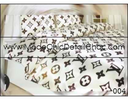 Housse De Couette LV Louis Vuitton 120 Mode Chic Dtail