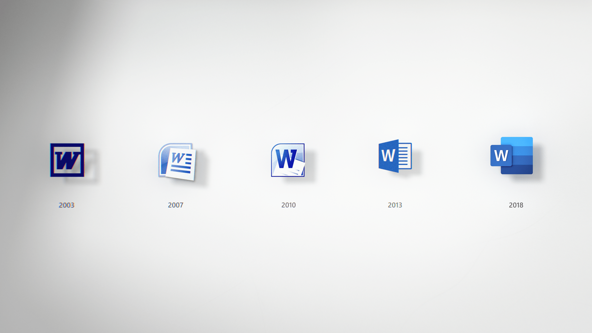 Microsoft Has Unveiled Colourful New Icons For Office