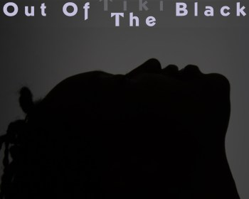 Out Of The Black by Tiki Black CD Cover