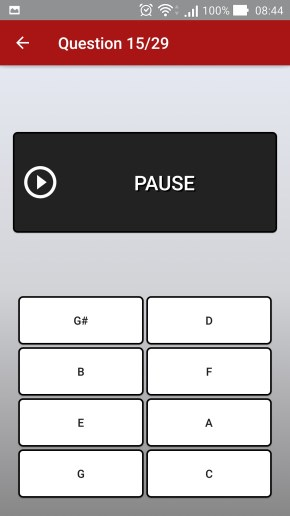 1InMusic Magazine Mobile App - Sound Quiz