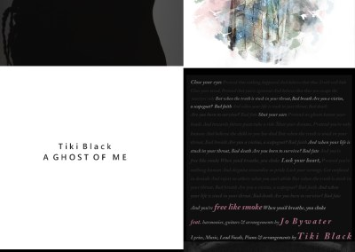 Tiki Black Musician App