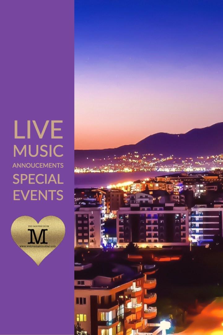 ive Music Announcements WE LOVE MAHMUTLAR