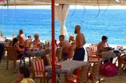 Mahmutlar beach - we love Mahmutlar
