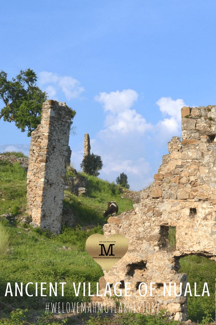Naula - Ancient City Mahmutlar