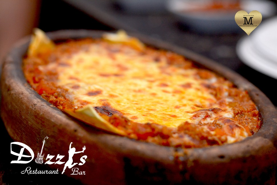 Dizzys Bar Mahmutlar - Lasagne Dishes - Best food Mahmutlar