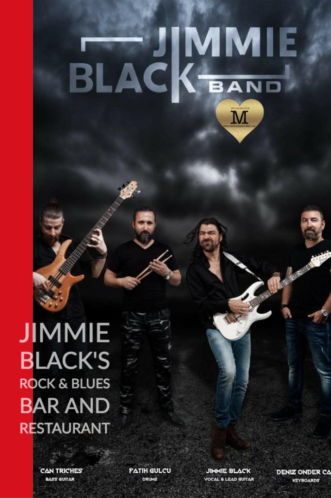 Jimme Black Band - We Love Mahmutlar