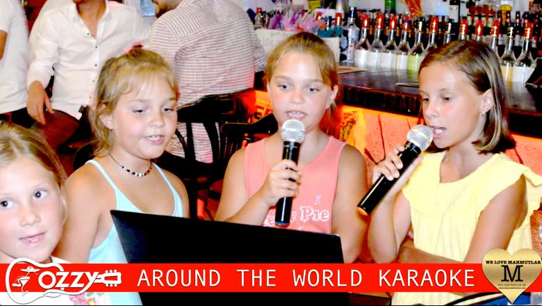 WE LOVE MAHMUTLAR OZZYS AROUND THE WORLD KARAOKE