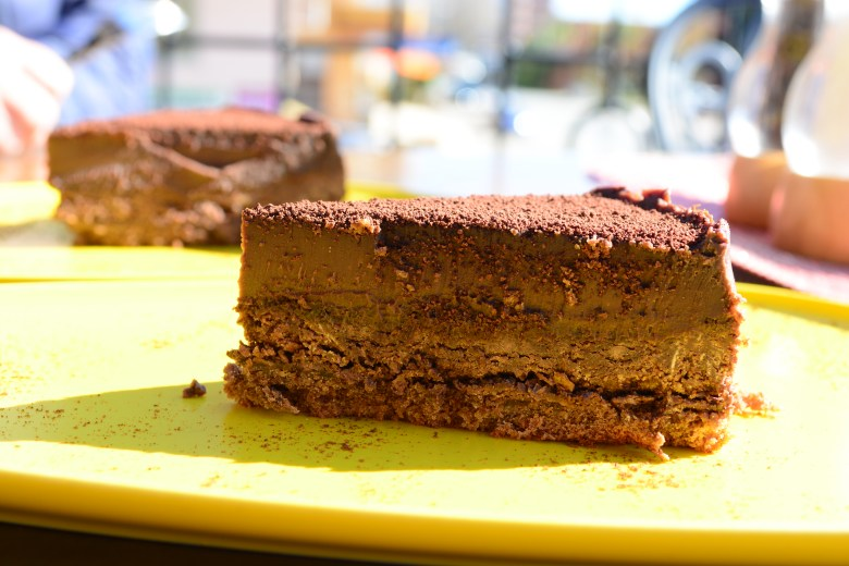 CHOCOLATE CHEESECAKE Citirim in Mahmutlar