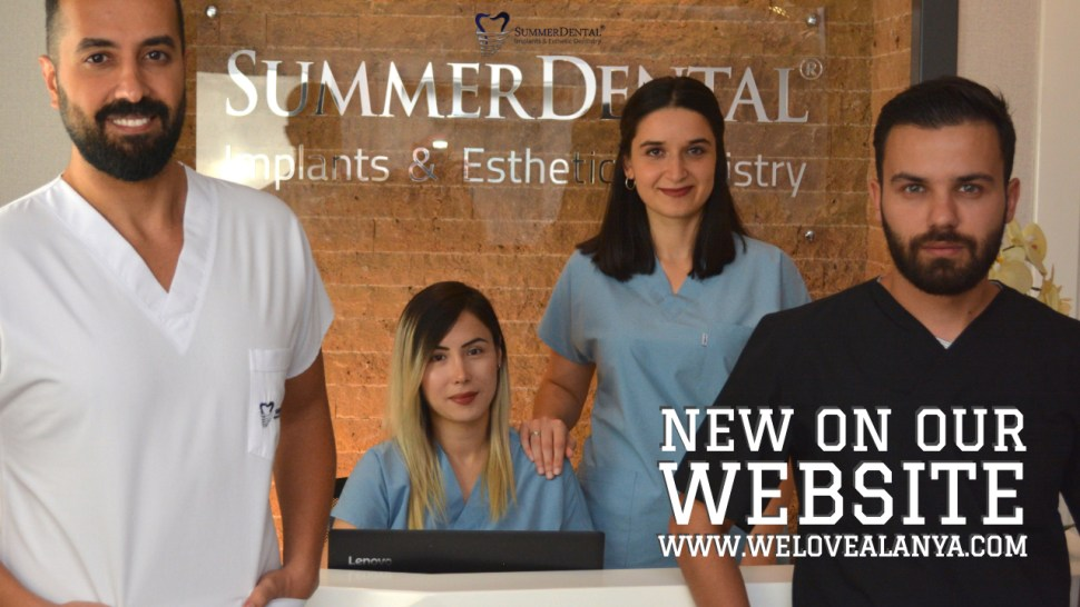 SUMMER DENTAL - OUR GUIDE TO THE BEST DENTISTS IN ALANYA