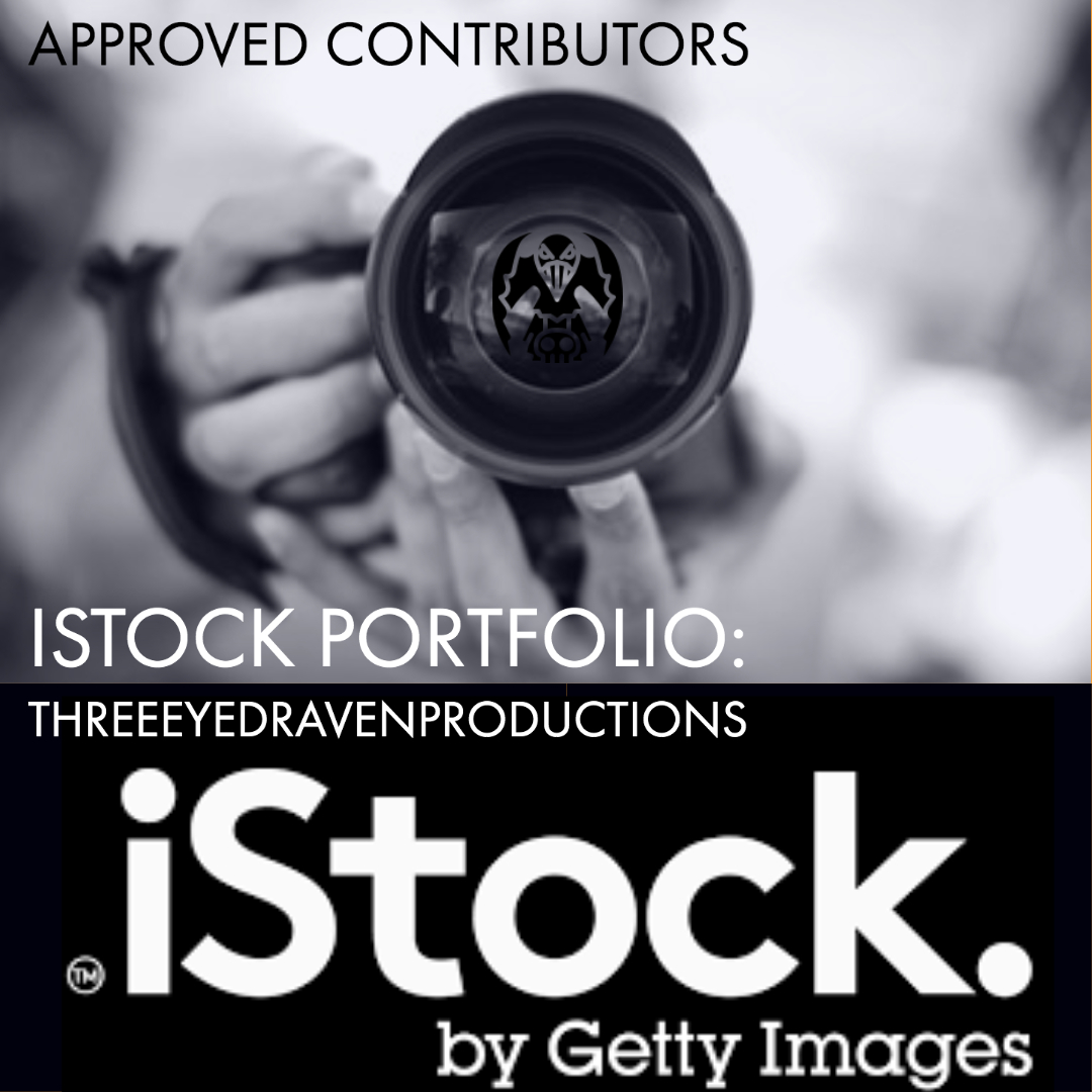 THREE EYED RAVEN ON ISTOCK BY GETTY IMAGES