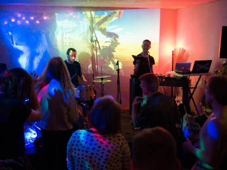 Map 71, 3EYE 2nd Birthday Spring Thing!, The Rose Hill, 2017
