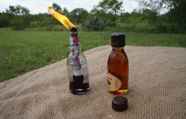 Light Up Your Improvised Camping Lantern   How To Make An Improvised Camping Lantern