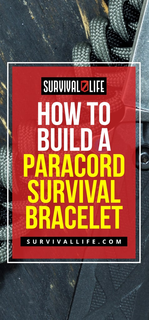 Placard | How To Make Paracord Survival Bracelets | DIY Survival Prepping