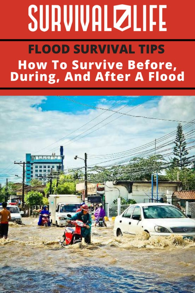 Flood Survival Tips   How To Survive Before, During, And After A Flood   https://survivallife.com/natural-disaster-survival-tips/