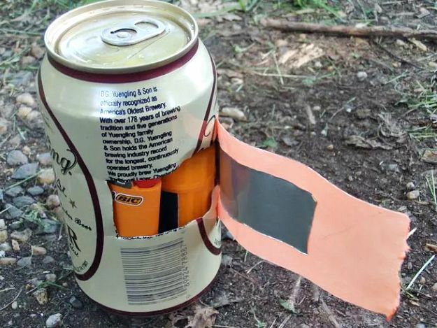 Cheap Survival Kit Container | Hold My Beer And Watch This!