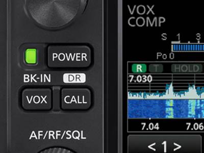 IC-705 BK-IN VOX