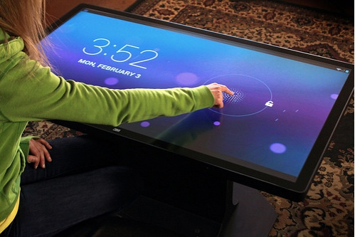 android coffee table yes that s right