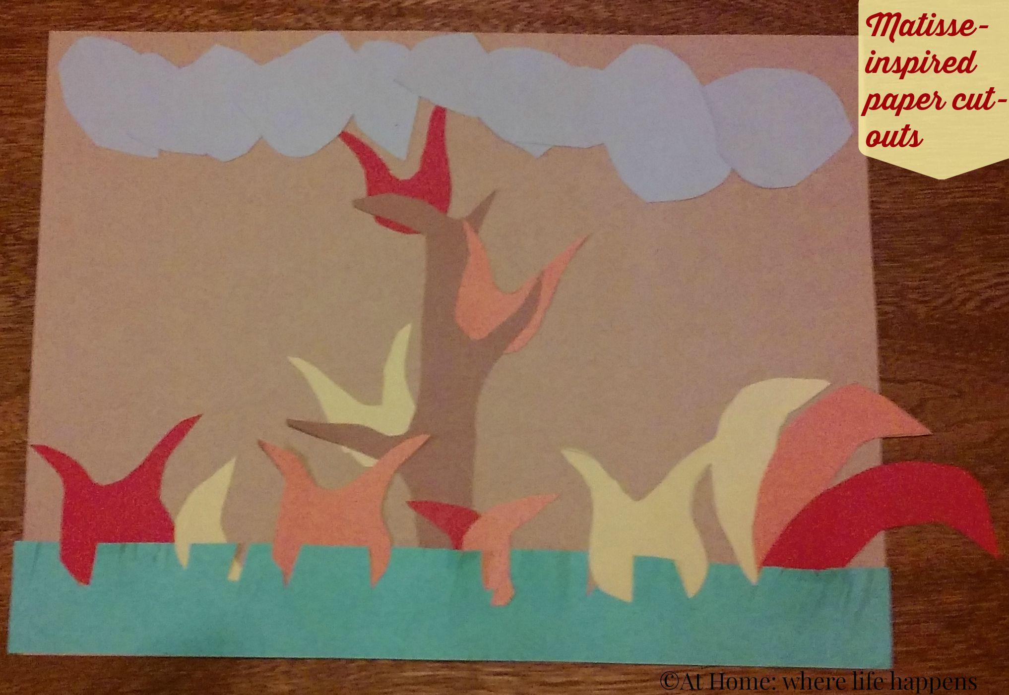 Artist Study Matisse