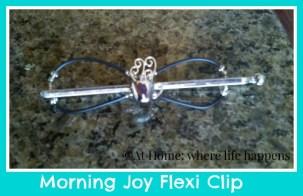 Morning Joy Flexi Clip